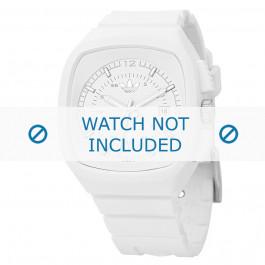 Adidas cinturino orologio ADH2036 Silicone Bianco 22mm