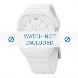 Adidas cinturino orologio ADH2037 Silicone Bianco 22mm
