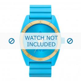 Adidas cinturino orologio ADH2801 Silicone Blu 22mm