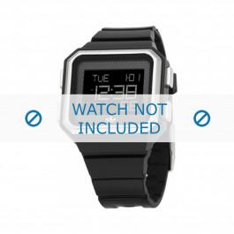 Cinturino per orologio Adidas ADH4011 Silicone Nero 18mm