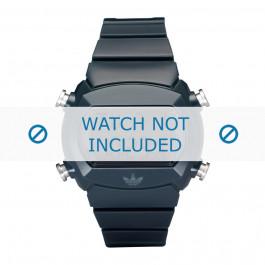 Cinturino per orologio Adidas ADH6065 Silicone Blu 22mm