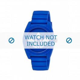 Cinturino per orologio Adidas ADH2656 Plastica Blu 22mm