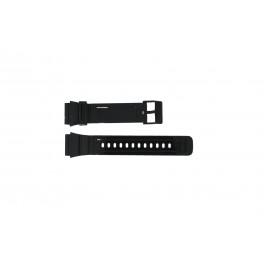 Cinturino per orologio Adidas ADH6092 Plastica Nero 22mm