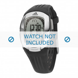 Cinturino per orologio Adidas ADP1631 Plastica Nero 22mm