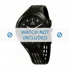 Adidas cinturino dell'orologio ADP4000 Gomma / plastica Nero