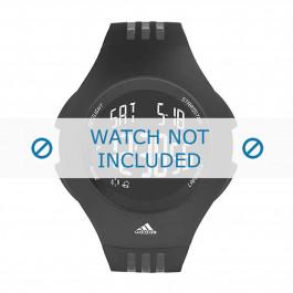Cinturino per orologio Adidas ADP6037 Gomma Nero 21mm