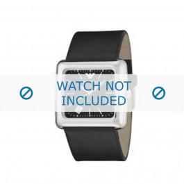 Armani cinturino orologio AR-0804 Pelle Bianco 28mm