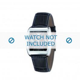 Armani cinturino orologio AR-0902 Pelle Blu scuro 20mm