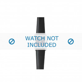 Armani cinturino orologio AR-5600 Pelle Nero 23mm