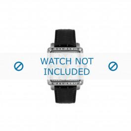 Armani cinturino orologio AR-5650 Pelle Nero 22mm