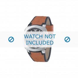 Armani cinturino orologio AR-5822 Pelle Marrone chiaro