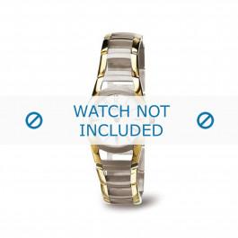 Cinturino per orologio Boccia 3140-02 Titanio Bi-colore