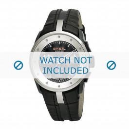 Breil cinturino dell'orologio BW0435 Pelle Nero