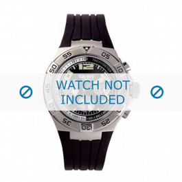 Breil cinturino dell'orologio TW0068 Gomma / plastica Nero