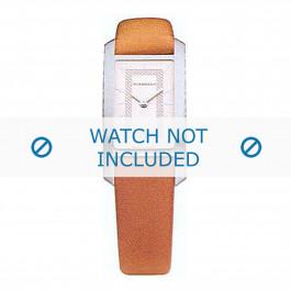 Burberry cinturino dell'orologio BU1055 Pelle Cognac