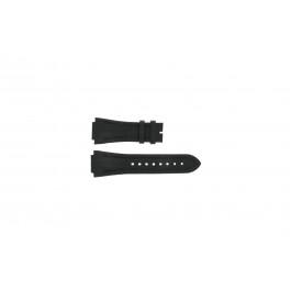 Breil cinturino orologio BW0397 Pelle Nero 18mm