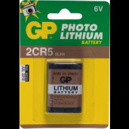 GP Altre Batteria 2CR5 / DL245 - 6v