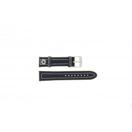 Cinturino per orologio Camel 3120-3129 / 3520-3529 / BC51012 Pelle Multicolore 22mm