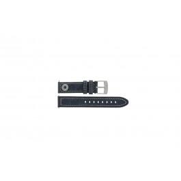 Cinturino per orologio Camel BC51053 Active Pelle Blu 18mm