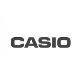 Casio cinturino orologio 10408301 Plastica Nero 16mm