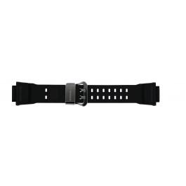 Cinturino per orologio Casio GW-9400-1 / 10455201 Plastica Nero 19mm