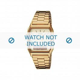 Casio cinturino orologio  AQ-230GA-9DMQYES / AQ-230GA-9DMQY Acciaio Oro (Placcato) 18mm