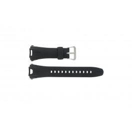 Cinturino per orologio Casio GW-700A-1W Silicone Nero 29mm