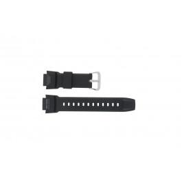 Cinturino per orologio Casio PRG-270-1 Silicone Nero 16mm