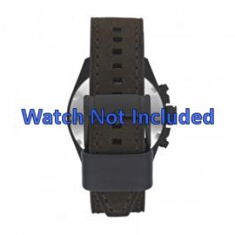 Cinturino per orologio Fossil CH2804 Pelle Marrone 22mm