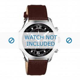 Dolce & Gabbana cinturino dell'orologio DW0104 Pelle Marrone