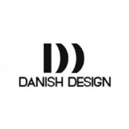 Cinturino per orologio Danish Design IV15Q272 Pelle Nero 14mm