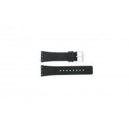 Cinturino per orologio Danish Design IV13Q641 / IV12Q641 / IV12Q767 / IV13Q767 Pelle Nero 23mm