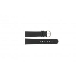 Cinturino per orologio Danish Design IQ13Q672 / IQ12Q993 Pelle Nero 20mm