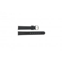 Cinturino per orologio Danish Design ADDBL15 Pelle Nero 15mm
