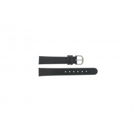Cinturino per orologio Danish Design ADDBLXL13 Pelle Nero 13mm