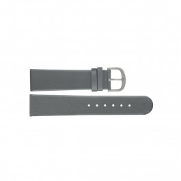 Cinturino per orologio Danish Design ADDGR22 Pelle Grigio 22mm
