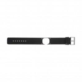 Cinturino per orologio Danish Design IV13Q867 Pelle Nero 24mm