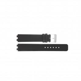 Cinturino per orologio Danish Design IV12Q523 / IV13Q523 Pelle Nero 12mm