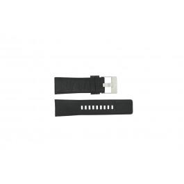 Cinturino per orologio Diesel DZ1207 Pelle Nero 26mm