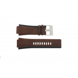 Cinturino per orologio Diesel DZ1092 Pelle Marrone 22mm