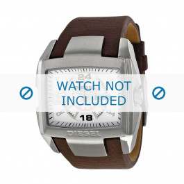 Cinturino per orologio Diesel DZ1273 Pelle Marrone 31mm