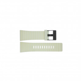 Cinturino per orologio Diesel DZ1335 Silicone Bianco 29mm