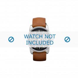 Cinturino per orologio Diesel DZ1513 Pelle Marrone 24mm