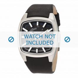 Cinturino per orologio Diesel DZ1530 Pelle Nero 22mm