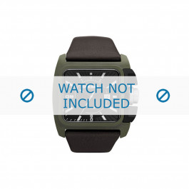 Diesel cinturino dell'orologio DZ1543 Pelle Marrone 32mm