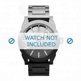 Diesel cinturino dell'orologio DZ1679 Acciaio inossidabile Bi-colore 24mm