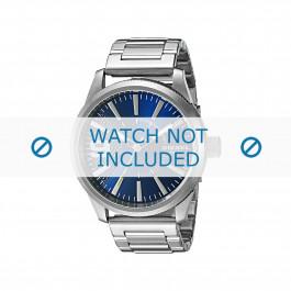 Cinturino per orologio Diesel DZ1763 Acciaio 24mm