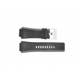Cinturino per orologio Diesel DZ4083 Pelle Nero 22mm