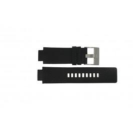 Cinturino per orologio Diesel DZ4146 Pelle Nero 16mm