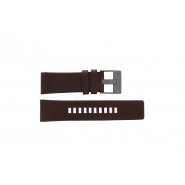 Cinturino per orologio Diesel DZ4210 Pelle Marrone 26mm
